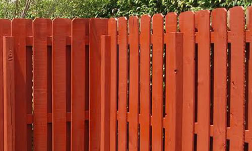 Fence Painting in Charlotte NC Fence Services in Charlotte NC Exterior Painting in Charlotte NC